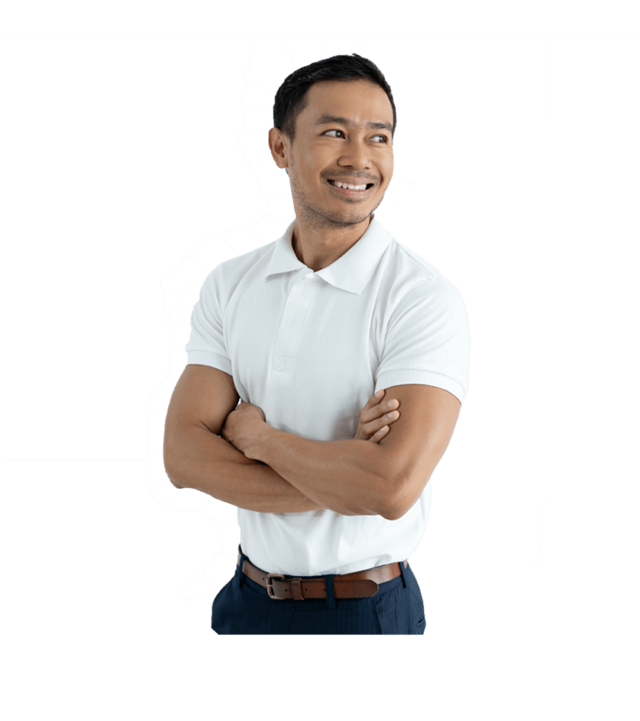 Asian Man Investors Section PNG